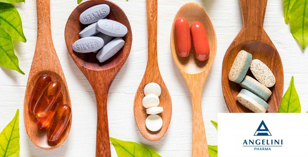 Angelini Pharma Trueblue collaboration
