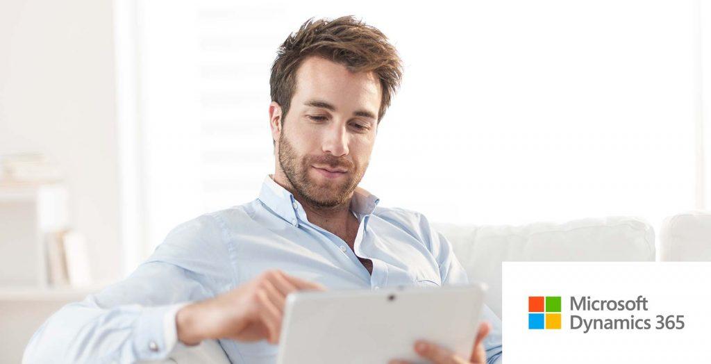 Trueblue integrazione Microsoft Dynamics 365
